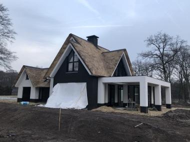 Nieuwbouw schilderwerk